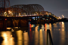 Bridge_Over_Columbia_River_At_Night