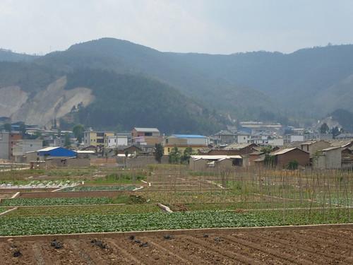 Yunnan13-Yuanyang-Kunming-Route (152)