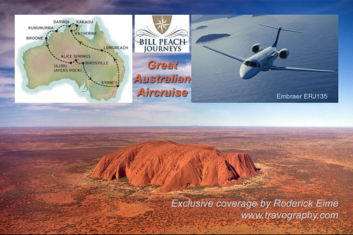 Bill Peach Great Australian Air Cruise