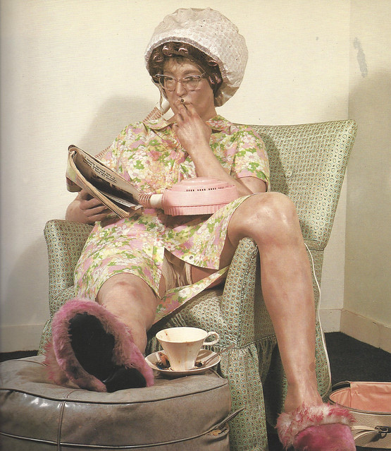 Duane Hanson, Housewife, 1970