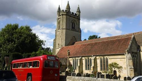 St Mary's Chiddingstone wedding