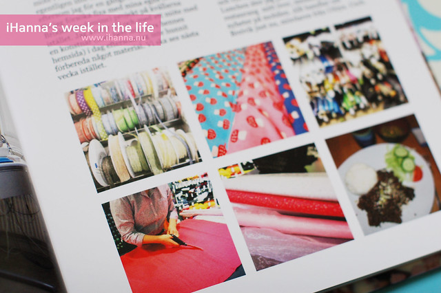Week in the Life 2012 | At the Fabric Store