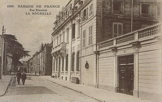 La Rochelle: rue Réaumur