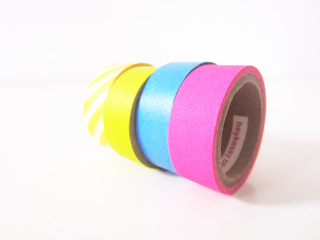 Washi Color Pop