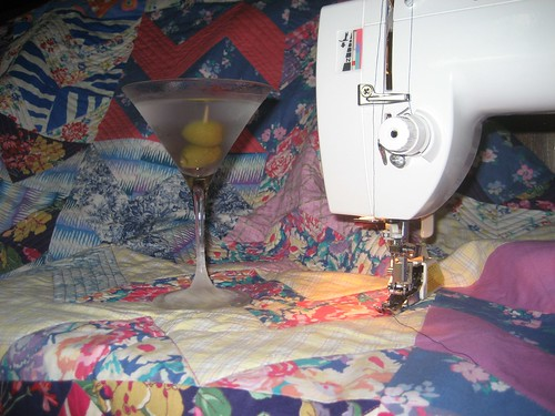 selfish sewing!