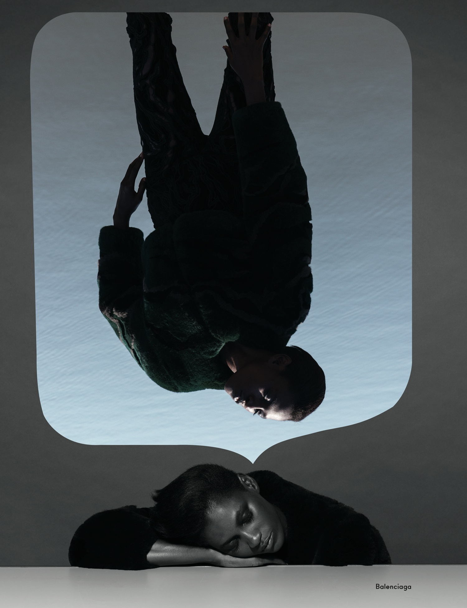 Kinée Diouf by Viviane Sassen (It's My Turn - AnOther Autumn-Winter 2013) 4