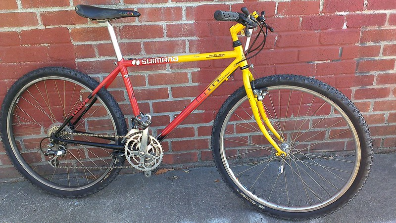 Gary Fisher Pro Caliber 1987 VINTAGE MTB 16""