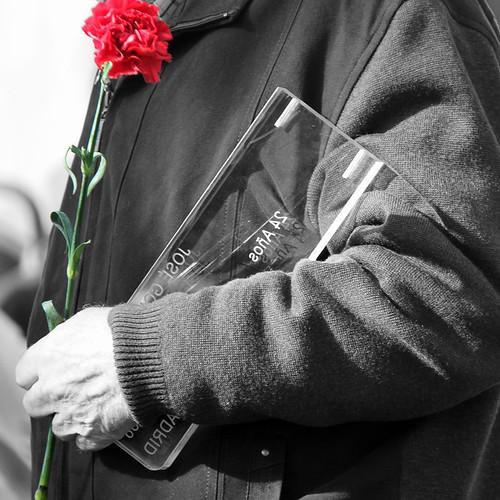 MONUMENTO EN MEMORIA DE LAS VÍCTIMAS DE LA REPRESIÓN FRANQUISTA - LEÓN 12.10.13 by juanluisgx