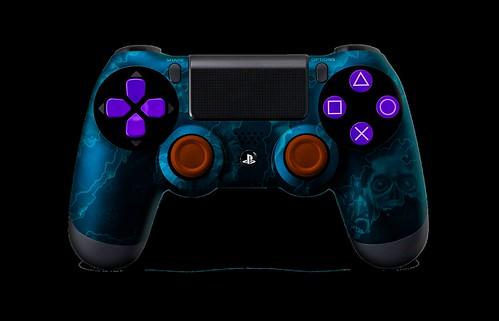 PS4Controller-BlueZombieHazard
