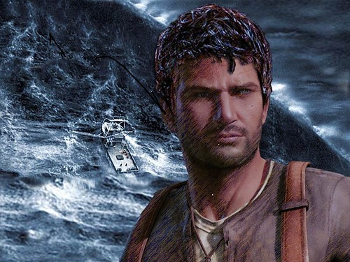 Nathan Drake perfect storm