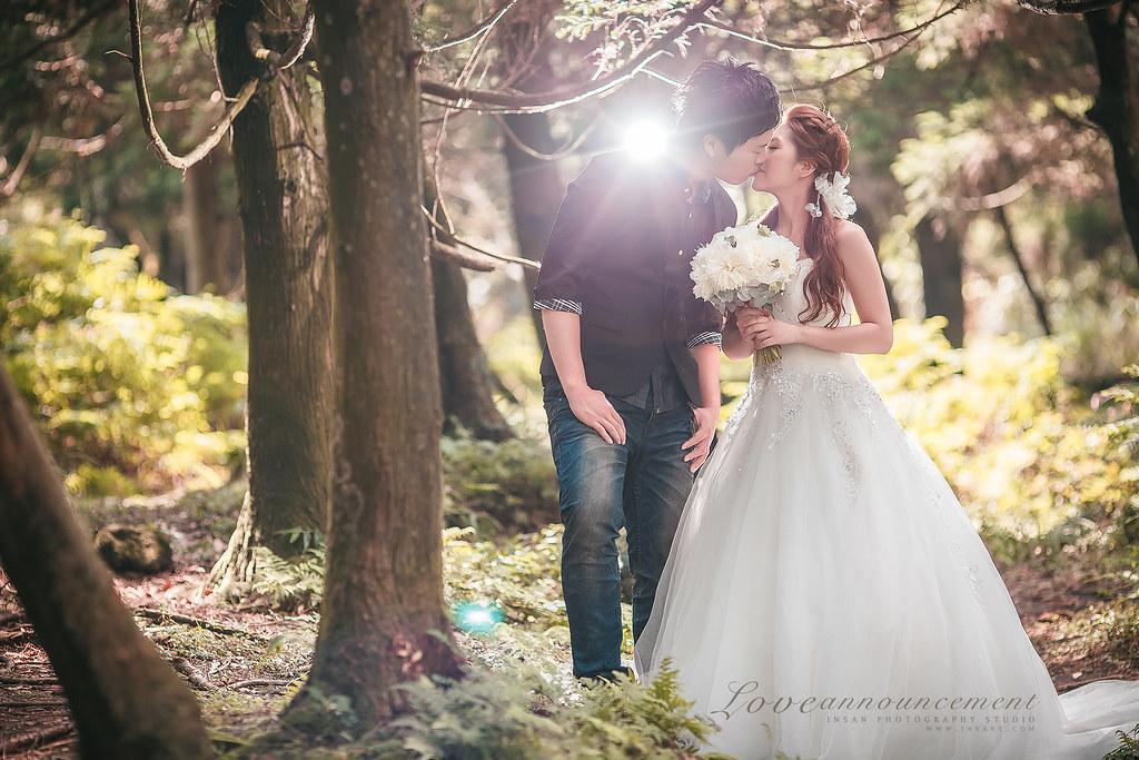 婚攝英聖 自助婚紗作品