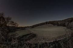 GAP Farmland in Full Moonlight