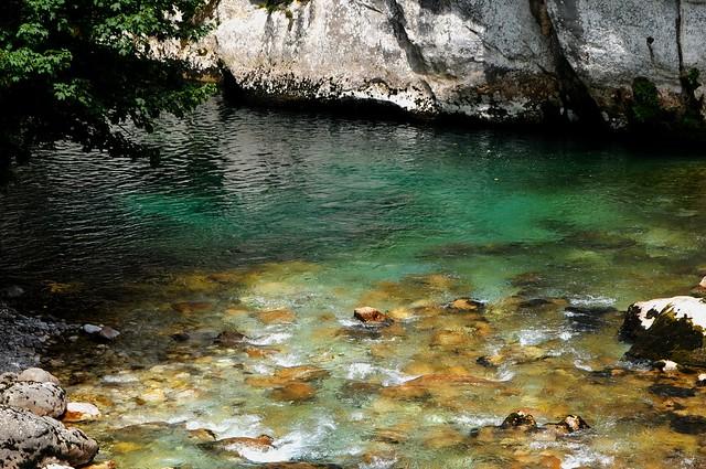 Posa del rio Cares