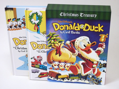 Walt Disney's Donald Duck Christmas Treasury photo