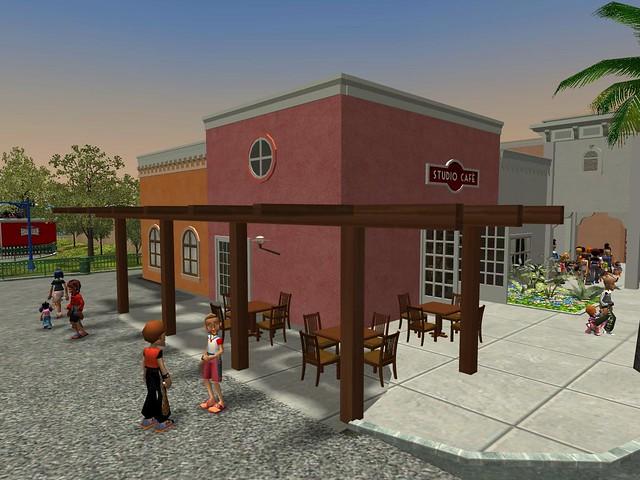 Miramar Studios Park - Grand Boulevard