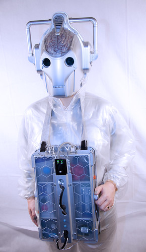 Cyberwoman Inspired by Doctor Who  The 10th Planet
