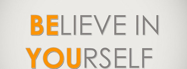 Believe In Yourself Facebook Cover Photo
