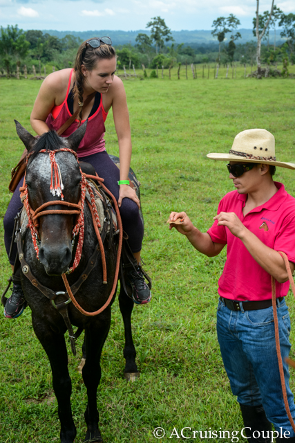 Horeback Riding Tour La Fortuna Costa Rica