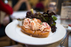 Ed's Lobster - Lobster Roll