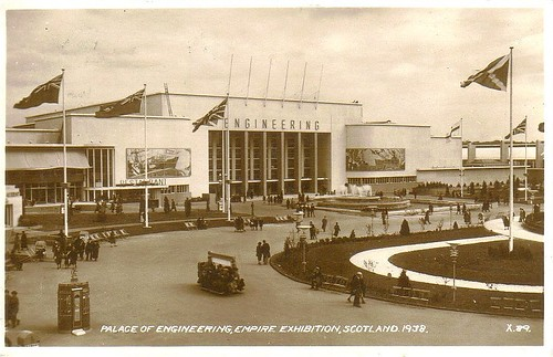 Palace of Engineering, Empire Exhibition 1938