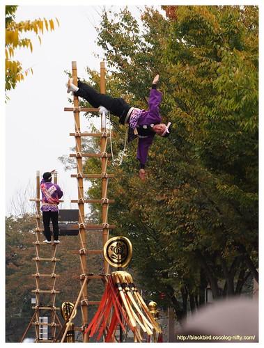 Ladder ride #03
