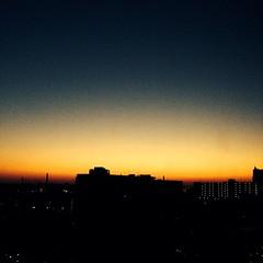 朝だ。#イマソラ 2013/11/08 05:49