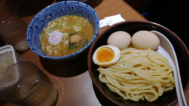 Ramen at Tokyo Station
