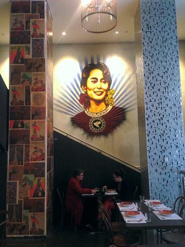 Burma Lane, Melbourne