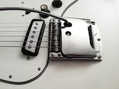 Guitare Aria 1802T de 1969, fabriquée au Japon.