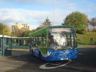 Thames Travel 507 on Route 162, Bracknell