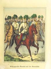 """British Library digitised image from page 25 of """"Illustrirtes Gedenkbuch der Kriegsereignisse des Jahres 1866, etc"""""""