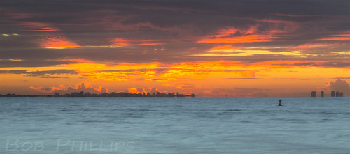 gulfofmexico clouds sunrise sanibelisland fortmyersbeach