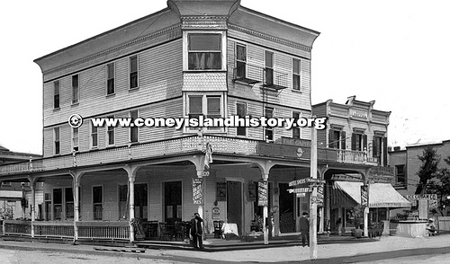 Coney Island History Project: Then and Now
