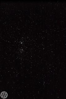 NGC 869 e NGC 884 Ammasso doppio di Perseo