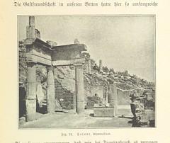 """British Library digitised image from page 131 of """"Afrikanische Frühlings-italienische Sommer-Tage. Federskizzen eines Touristen über Algier, Tunis, Sicilien, Capri, etc"""""""