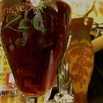 ベルギービール大好き!!ブルッグス・ゾット・ダブルBrugse Zot Dubbel@世界のビール博物館 大阪