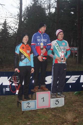 2013.12.21  Jakob Schlenkrich Tagessieger und Gesamtzweiter Braunschweiger Cross Serie (1)