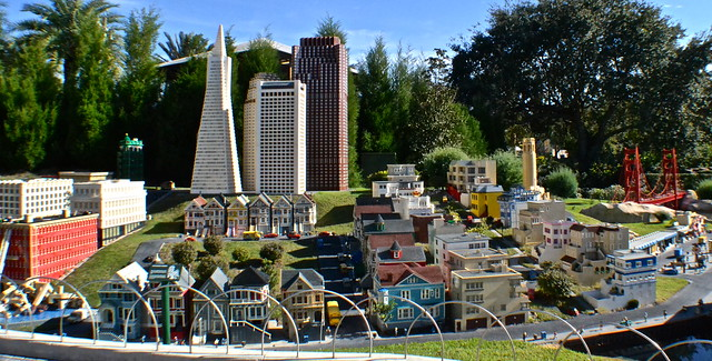 Legoland, Florida - Miniland - San Francisco