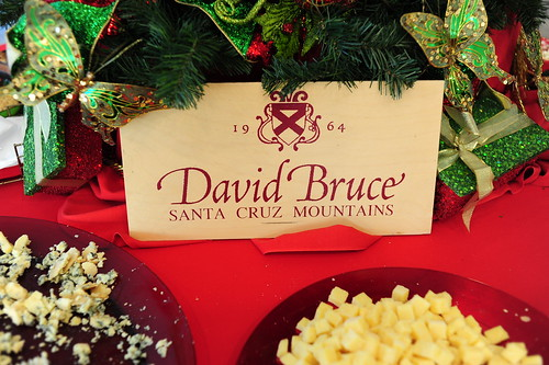 David Bruce Holiday Wine Party