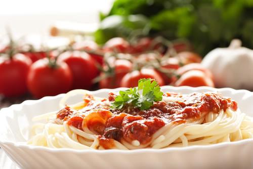 Healthy Recipe: Basic Pasta Recipe
