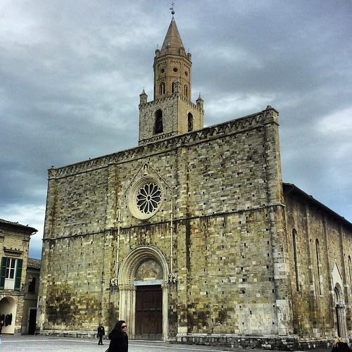 Atri: Duomo - Cattedrale