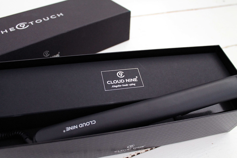 cloud nine c9 touch straighteners review a rosie outlook. Black Bedroom Furniture Sets. Home Design Ideas