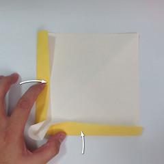 สอนวิธีพับกระดาษเป็นรูปลูกสุนัขยืนสองขา แบบของพอล ฟราสโก้ (Down Boy Dog Origami) 015