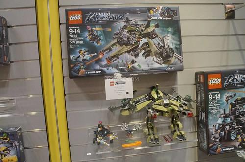 LEGO Ultra Agents 70164