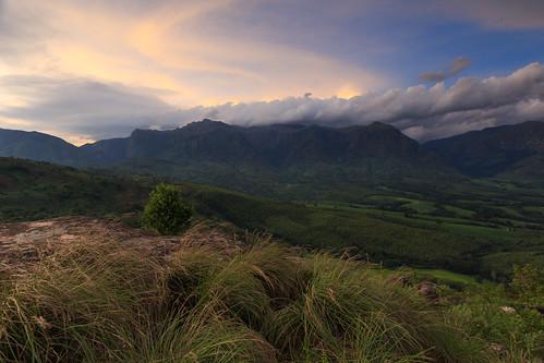 africa sunset sun nature weather clouds dusk ef1635mmf28lusm malawi mulanje southernregion canoneos6d lujeriteaestate lujeri