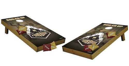 Purdue Boilermakers Premium Cornhole Boards