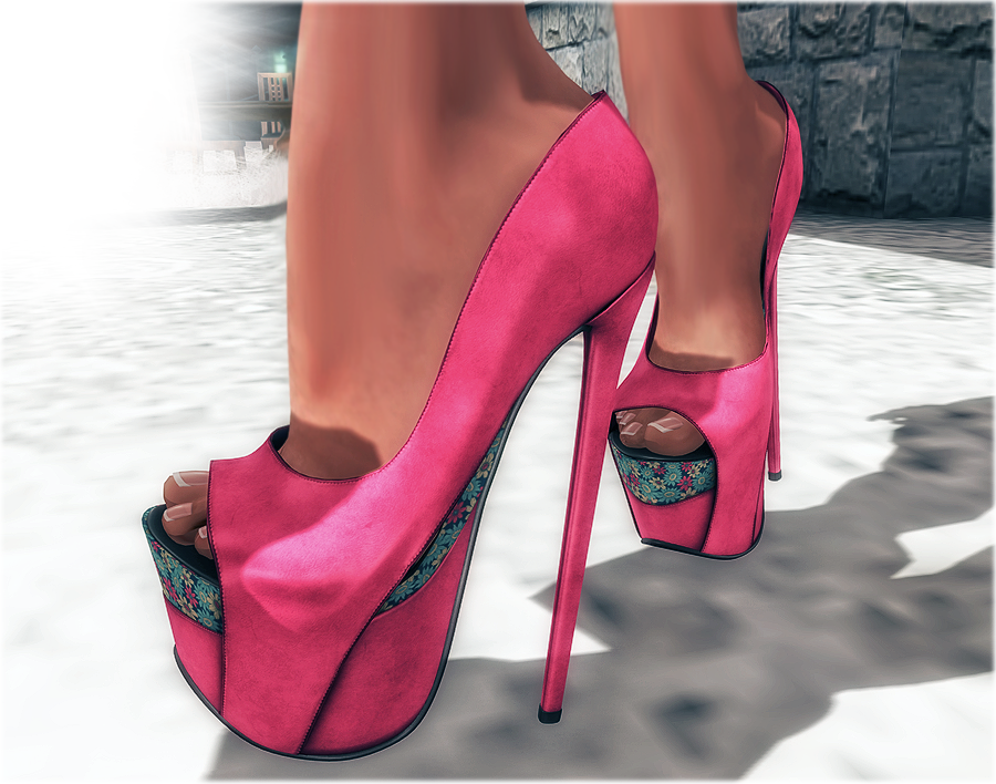 Teaser ^^. New shoes by Candydoll soon :P
