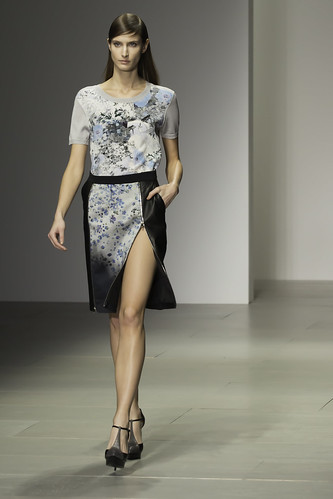 London Fashion Weekend February 2014.
