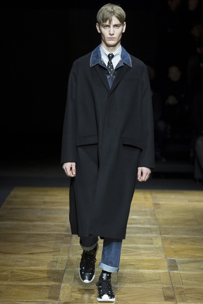 FW14 Paris Dior Homme034_Ben Allen(VOGUE)