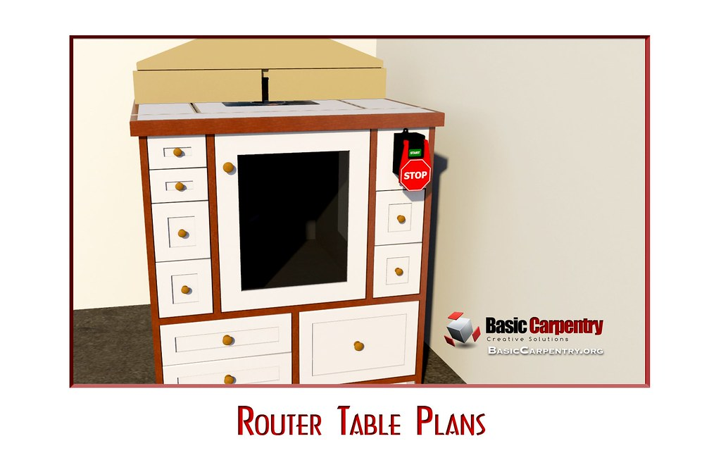Custom router table plans free download router table plans 3 a greentooth